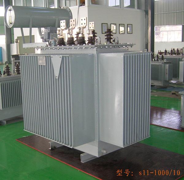 S11型变压器