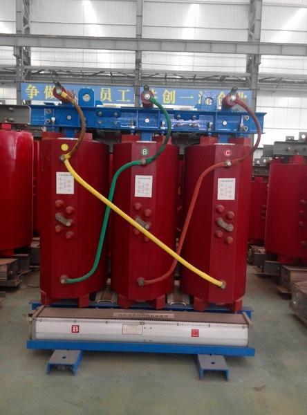 SCB10全铜芯干式变压器