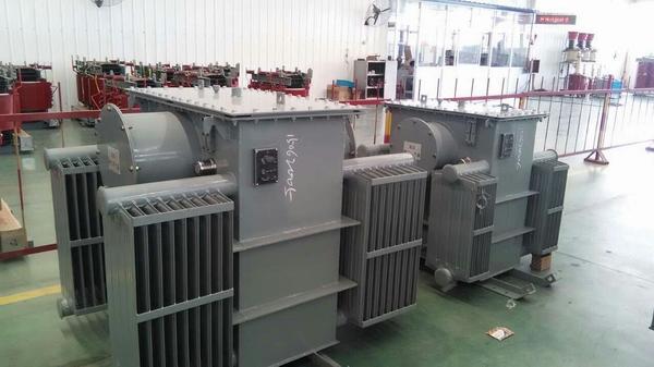 KS11型矿用变压器