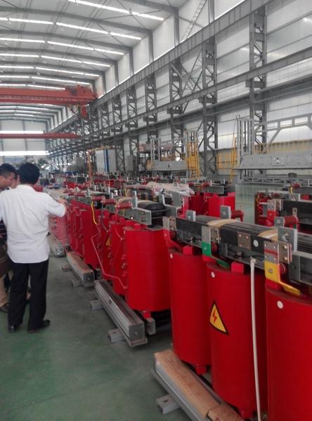 仙桃SCB10-30~3150KVA/10KV干式变压器