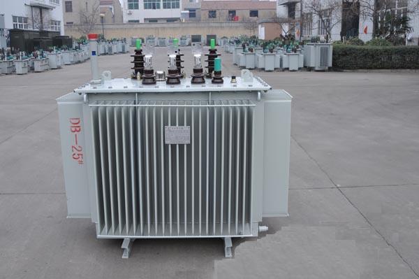 仙桃S11低损耗油浸式变压器