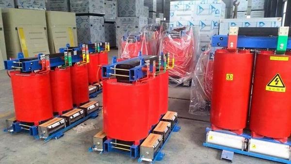 仙桃SC(B)-10树脂绝缘干式变压器