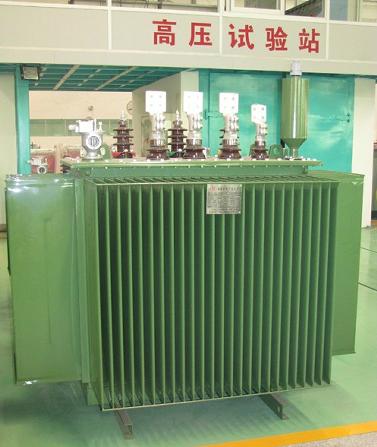 仙桃10KV级三相油浸式配电变压器